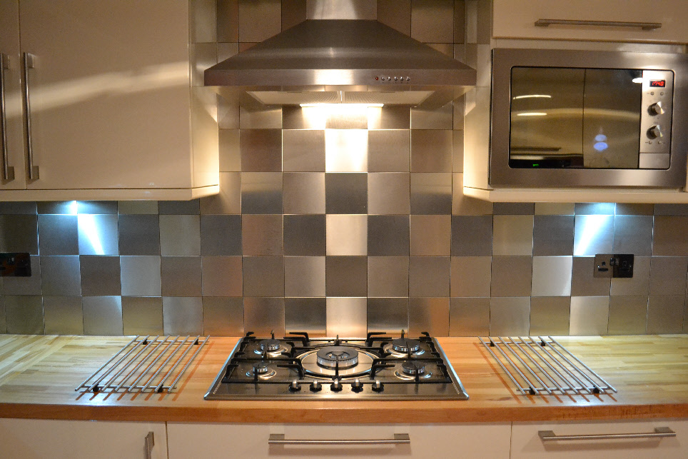 Stainless Steel Wall Tiles Buy Direct From The Uk